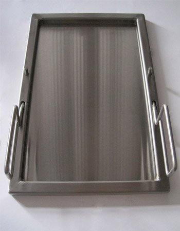 """Coobinox Teppanyaki Edelstahl Grillwanne fr Edelstahl Gasgrill 4 BE Double Power """"Luxus Linie"""" günstig online kaufen"""