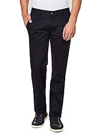 GHPC Men's 100% Cotton Casual Trouser