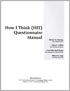 Amazon.com: How I Think: (Hit) Questionnaire and Manual