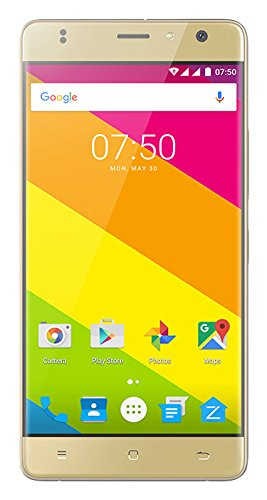 Zopo Color F5 (Gold, 2GB RAM + 16GB ROM) 4G VoLTE