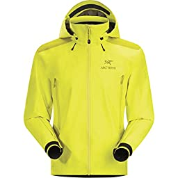 Arcteryx Beta AR Jacket M Citron XXL