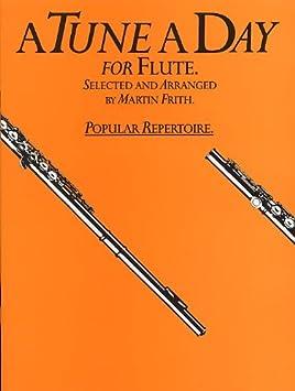 partition flute pop rock