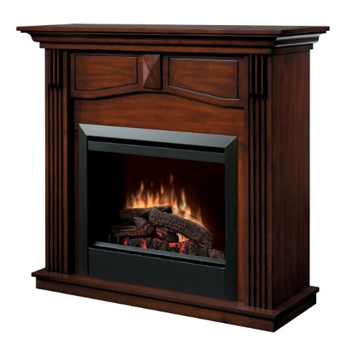 Dimplex Holbrook Electric Fireplace in Burnished Walnut DFP4765BW picture B009PNK6MK.jpg