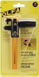 Olfa cutter rotatif compas multi couleurs for Cuisine olfa
