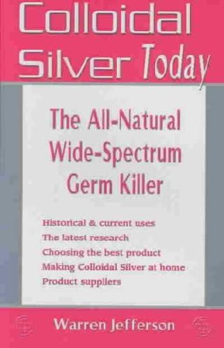 Colloidal Silver Today     **ISBN: 9781570671548**