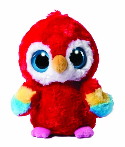 YooHoo and Friends - Loro de peluche - 13 cm