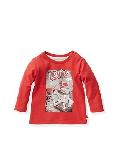 Levi's kids Camiseta Manga Larga