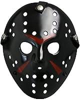 Friday The 13th Costume Prop Horror Hockey Mask Jason Vs. Freddy Halloween Myers