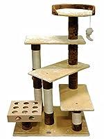 """Go Pet Club IQ Busy Box Cat Tree, 26"""" x 21"""" x 45"""""""