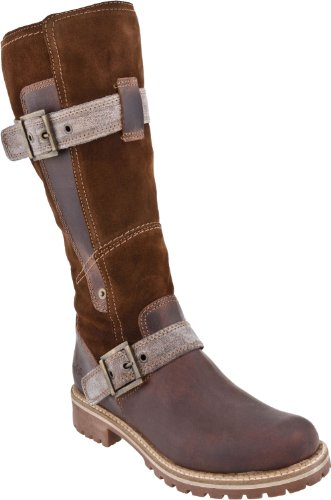 Bos. & Co. Women's Baycity II Knee-High Boot,Medium Brown,41 EU/10 M US