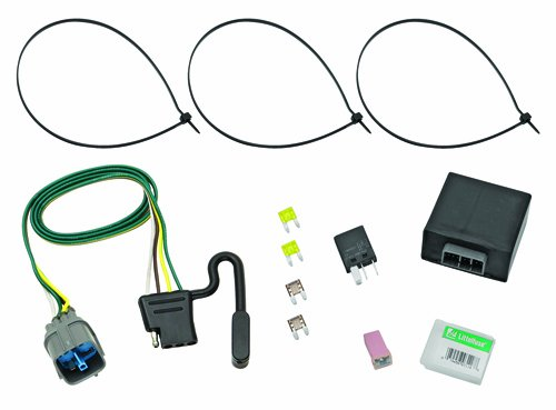 Tow Ready 118491 T-One Connector Assembly for Honda Pilot (2015 Honda Pilot Wiring Harness compare prices)