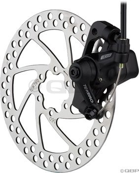 Buy Low Price Tektro Io Mech Disc Brake Front or Rear 160mm rotor (Io Disc Brk Ft or Rr Blk)