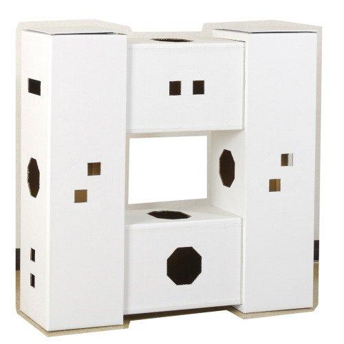 にゃんハウス 4箱タイプ