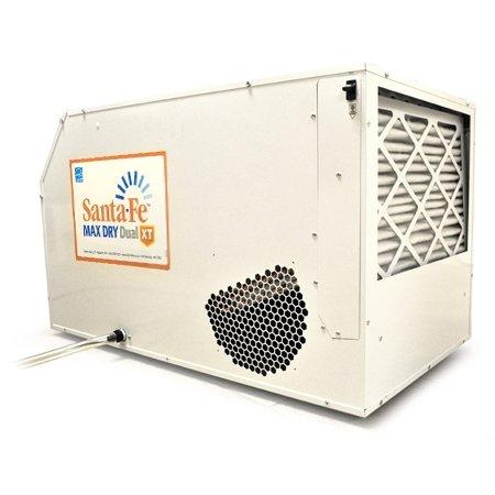 Dehumidifier Lowes Santa Fe Max Dry Dual Xt Dehumidifier