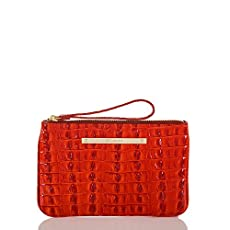 Sally Wristlet<br>Vermillion La Scala