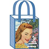Anne Taintor 'Which was better...safe?...or sorry?' Shopper Bag