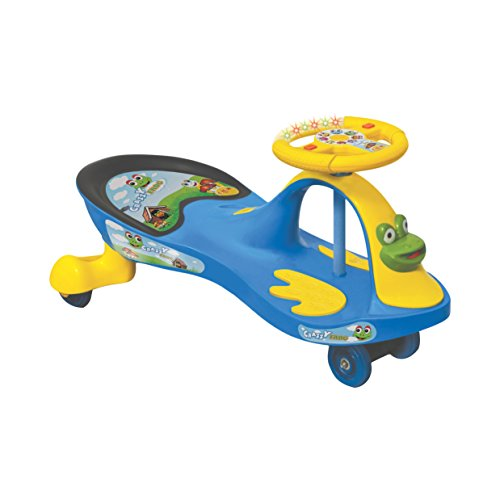 TOYZONE Deluxe Free Wheel Magic Car