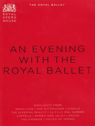 Buy Evening With the Royal Ballet From amazon