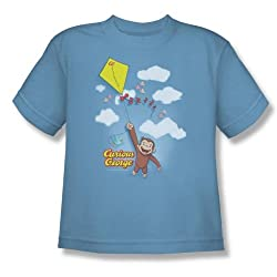 Curious George Flight Youth T-Shirt