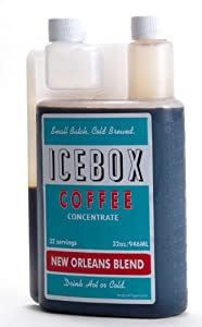 Cold Brewed Coffee Concentrate from RichGood Gourmet