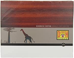 Diedrich Coffee Morning Edition Blend Decaf Keurig K-Cups, 24-Count