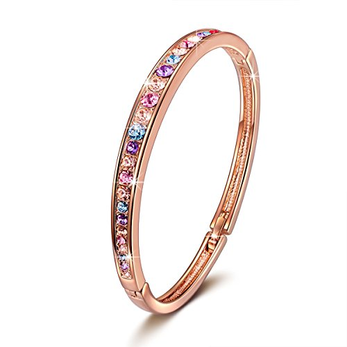 brilla-rose-gold-plated-bangle-bracelet-women-fashion-jewelry-with-swarovski-crystals7
