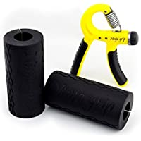 Ninja Grip Bar Trainer & Hand Grip Strengthener