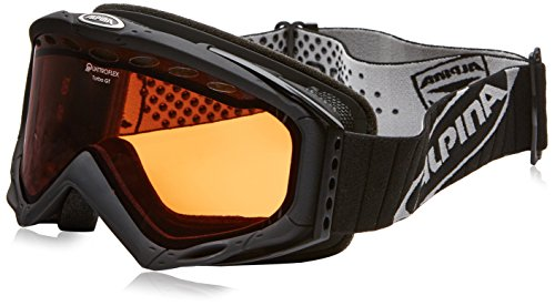 Alpina Erwachsene Skibrille Turbo GT
