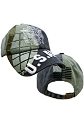 US Army Grenade Ball Cap