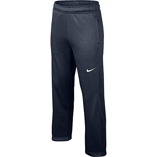 Nike Kids Boy's KO 3.0 Fleece Pants (Little Kids/Big Kid Blue/White Pants LG (14-16 Big Kids)