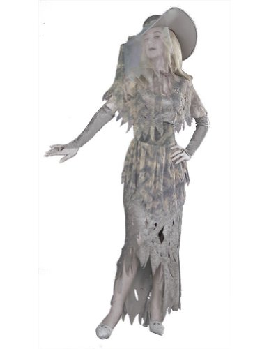 Ghostly Gal Costume Adult Womens Costume - Forum Novelties