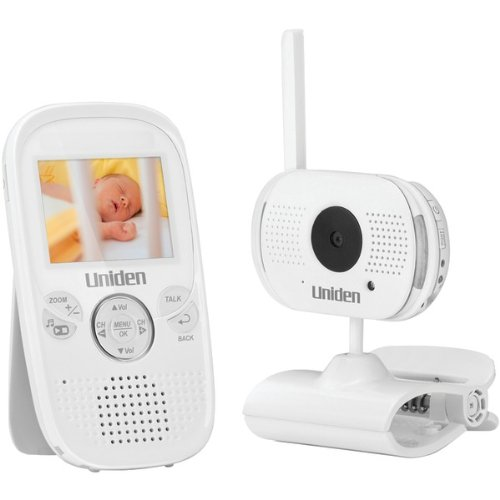 "Uniden Ubr223 2.3"" Lullaboo Lcd Baby Monitor Portable Camera (Ubr223)"