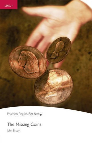 Penguin Readers 1: Missing Coins Book & CD Pack: Level 1 (Pearson English Graded Readers)