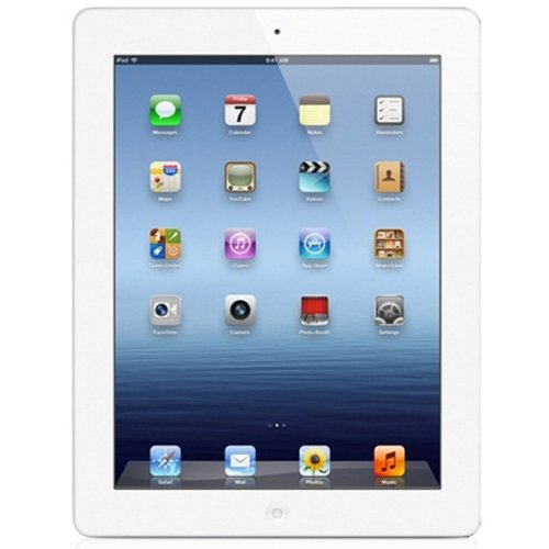 Apple iPad MD329LL/A (32GB, Wi-Fi, White) NEWEST MODEL