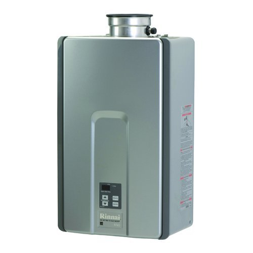 Rinnai Rl75Ing Internal Whole House Natural Gas Tankless Water Heater 7.5 Gallon, Natural Gas