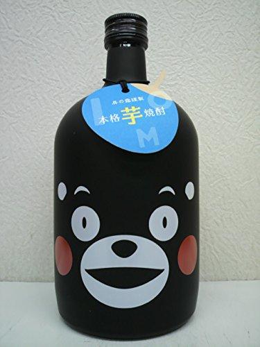蔵八 くまモン イラスト付き 芋焼酎 25度 720ml