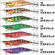 ハヤブサ(Hayabusa)FINA超動餌木乱舞V33.5号グローオレンジFS505-3.5-16