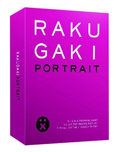 らくがきポートレイト/RAKUGAKI PORTRAIT
