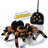 RC Big Scary Tarantula Radio Remote Control Spider Battery