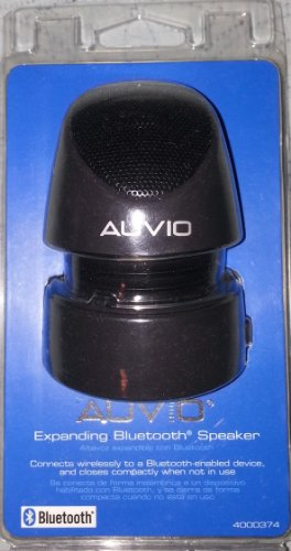 Auvio Expanding Bluetooth Speaker Review