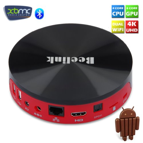 Beelink Amlogic S802 Smart TV Box Quad Core 2.0Ghz Android 4.4 Kitkat 4K XBMC Media Player