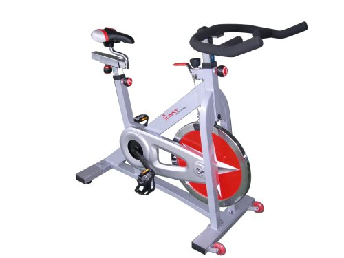 Sunny Health &amp; Fitness Pro Indoor Cycling Bike