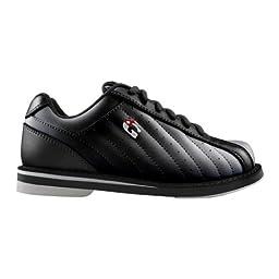 3G Mens Kicks Bowling Shoes (12 M US, Black)