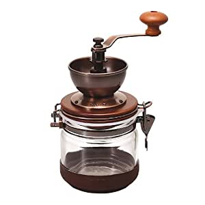 """Hario """"Canister"""" Ceramic Coffee Mill"""