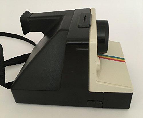 Polaroid OneStep SX-70 White/Rainbow Camera 4