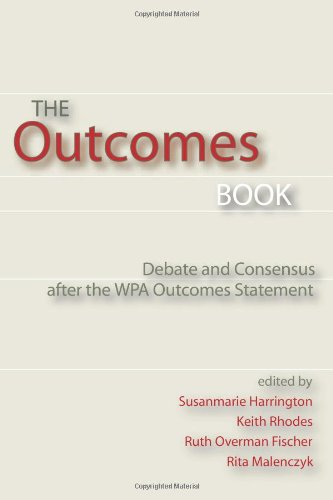 Outcomes Book: Debate and Consensus after the WPA Outcomes Statement PDF
