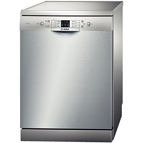 Bosch SMS60L08IN Dishwasher (12 Place settings, Silver Inox)