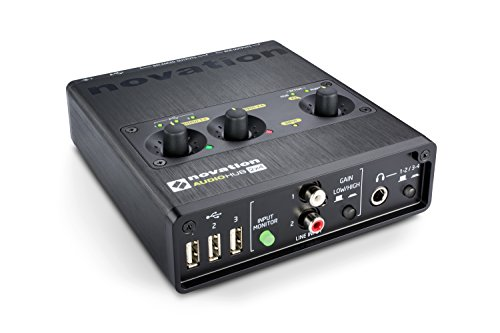 novation-audiohub-2-x-4-combined-audio-interface-and-usb-hub