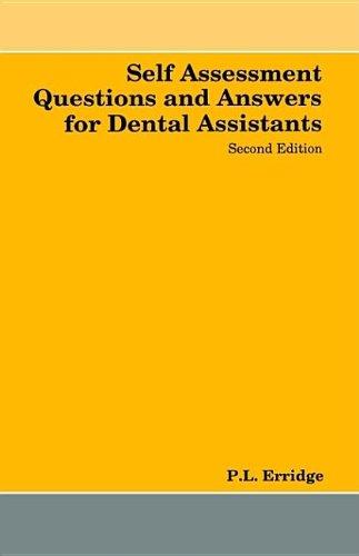 Self Assessment Q & A For Dental Assistants, 4E