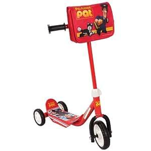 Amazon.com: Postman Pat Post Bag Tri Scooter: Toys & Games